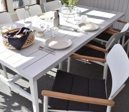 Lauko valgomojo stalas Calmar Brafab bjarnumbaldai