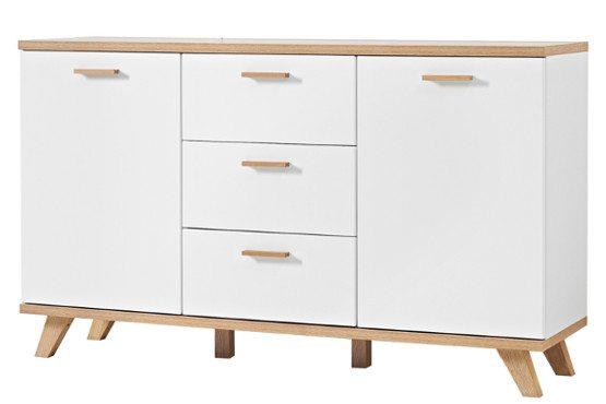 Oslo-3216-Korpusiniai-baldai-komoda-Bjarnum-baldai-1