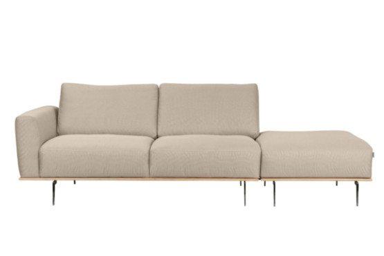 Minkstas modulinis kampas - sofa Noir pufas Funinova bjarnumbaldai Minksti baldai