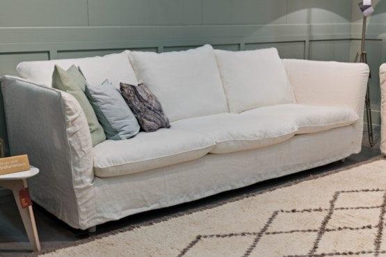 Minksti baldai keturviete sofa Revival Furninova bjarnumbaldai