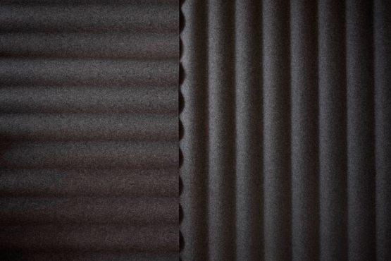 SCALA akustinis modulis, SCALA akustinis skydas, SCALA pastatoma akustinė pertvara Abstracta bjarnumbaldai