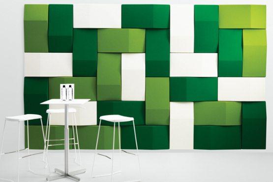 Akustinis modulis Triline Abstracta bjarnumbaldai
