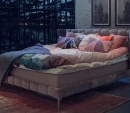 Miegamojo lova Neo Furninova bjarnumbaldai