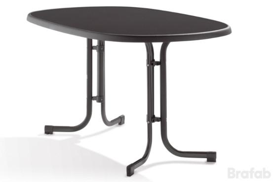 Lauko baldai staliukas Mecalit Brafab bjarnumbaldai
