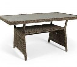 Soho pintas lauko paaukštintas kavos staliukas Brafab bjarnumbaldai