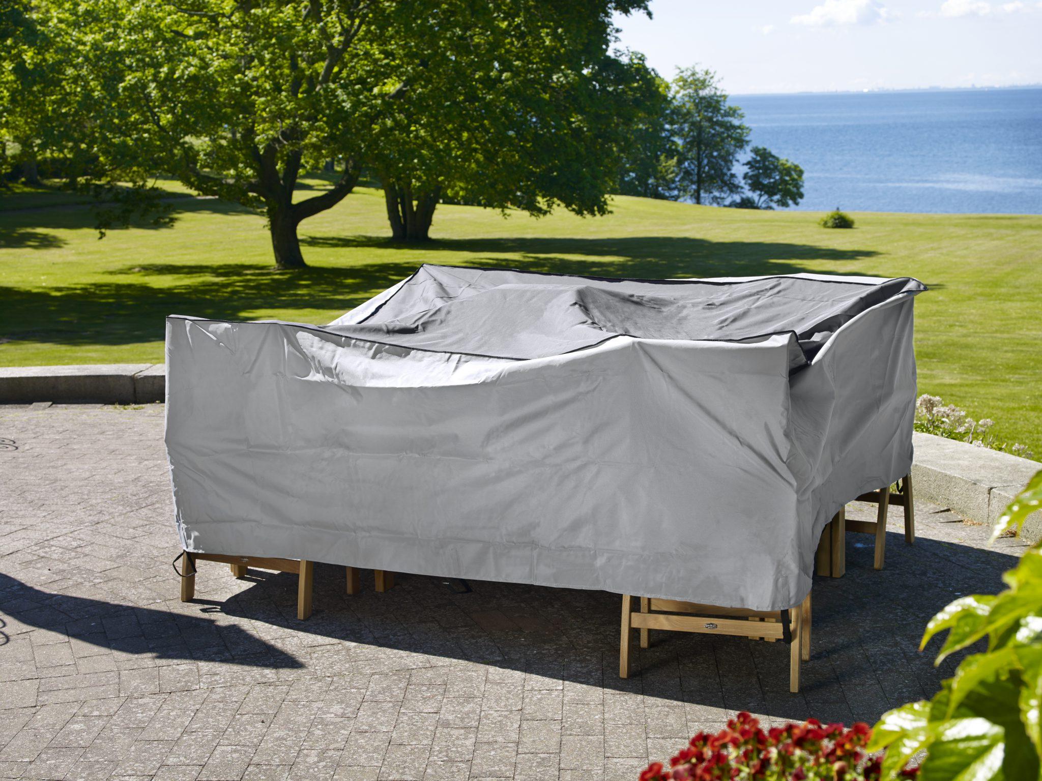 Lauko baldų uždangalas (220x220 cm)