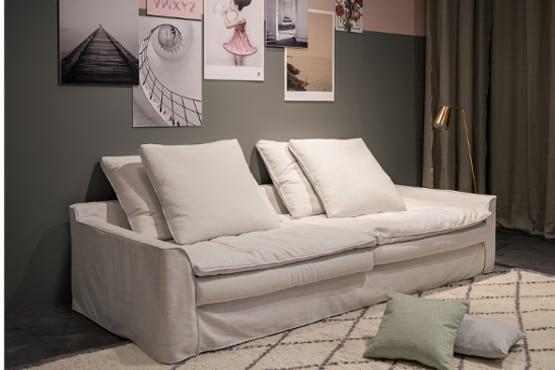 Furninova sofa Sake LC bjarnumbaldai