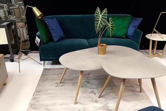 Sofa Massimo Furninova bjarnumbaldai paroda