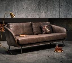 Trivietė sofa Asterix Furninova bjarnumbaldai