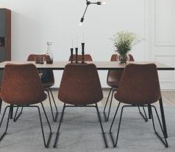 Valgomojo stalas Daxx 7182 Tenzo bjarnumbaldai
