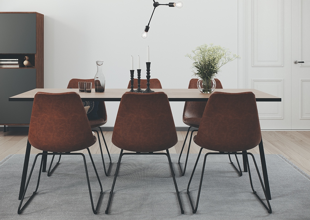 Valgomojo stalas Daxx 7182